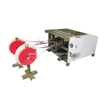 twins twisted paper rope making machine